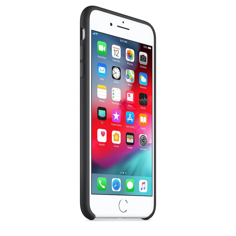 Capa Silicone para iPhone 7 Plus e iPhone 8 Plus - 2