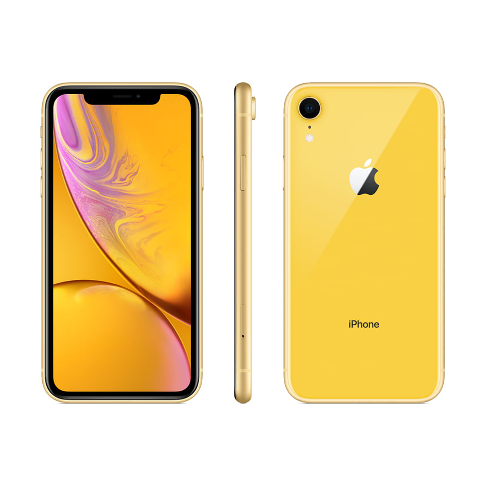 iPhone XR 64GB - Amarelo - 0
