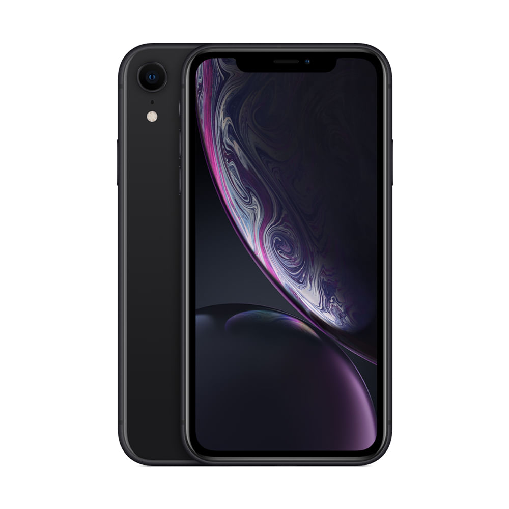iPhone XR 64GB - Preto - 0