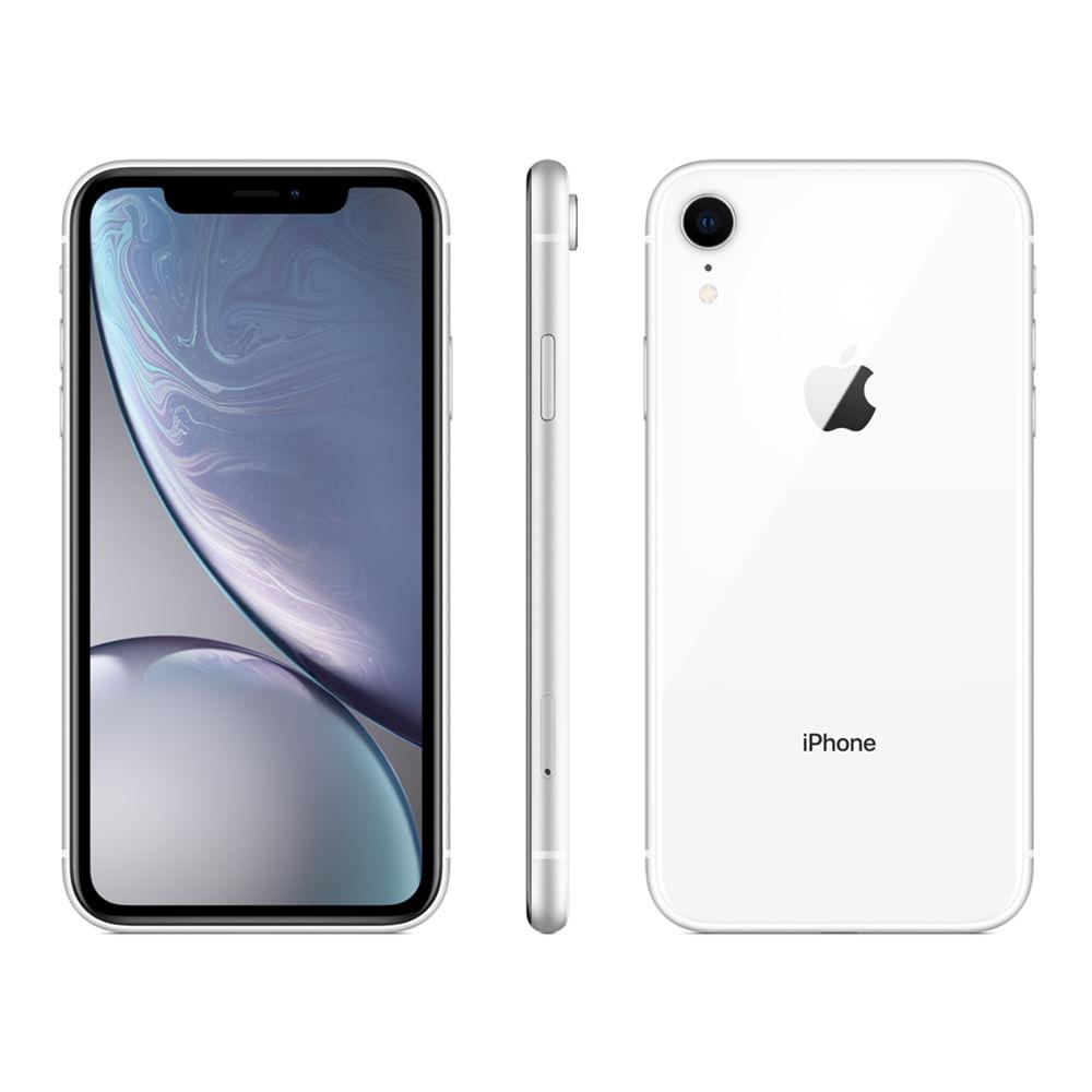 iPhone XR 64GB - Branco - 1