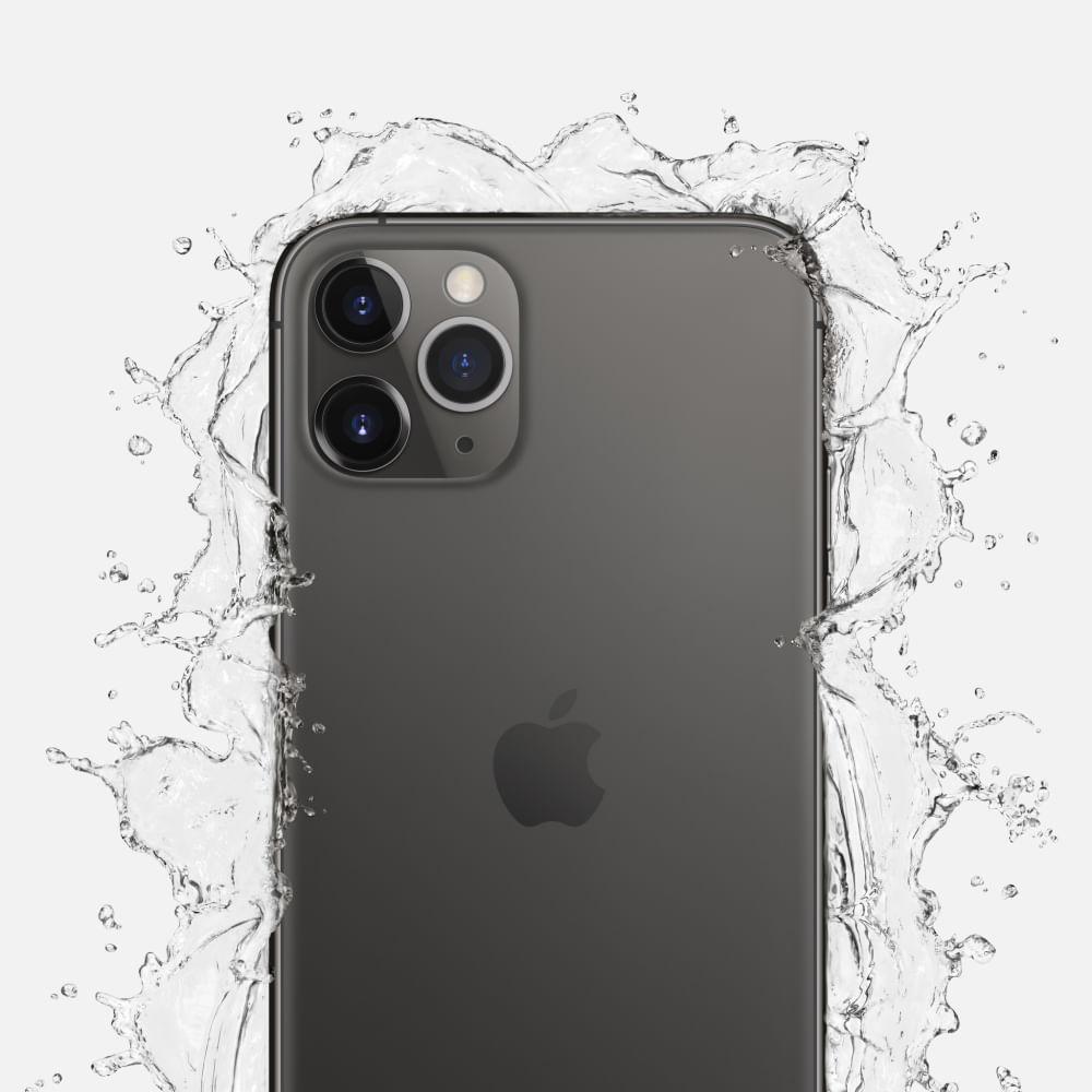 """iPhone 11 Pro Apple 64GB Cinza-espacial 5,8"""" 12MP - iOS - 3"""