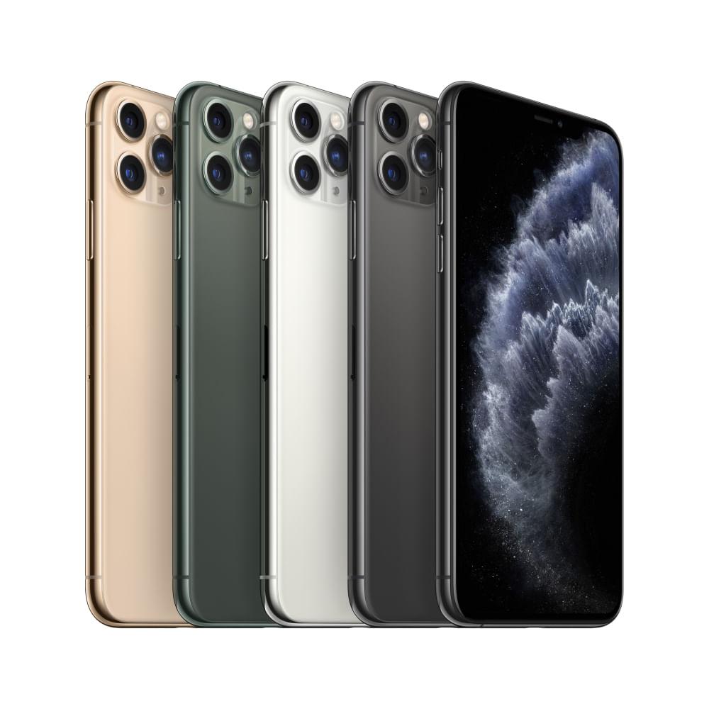 """iPhone 11 Pro Apple 64GB Cinza-espacial 5,8"""" 12MP - iOS - 4"""