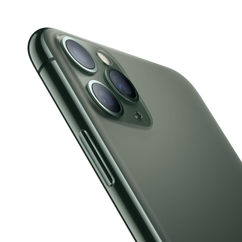 iPhone 11 Pro Max 64GB - Verde meia-noite - 1