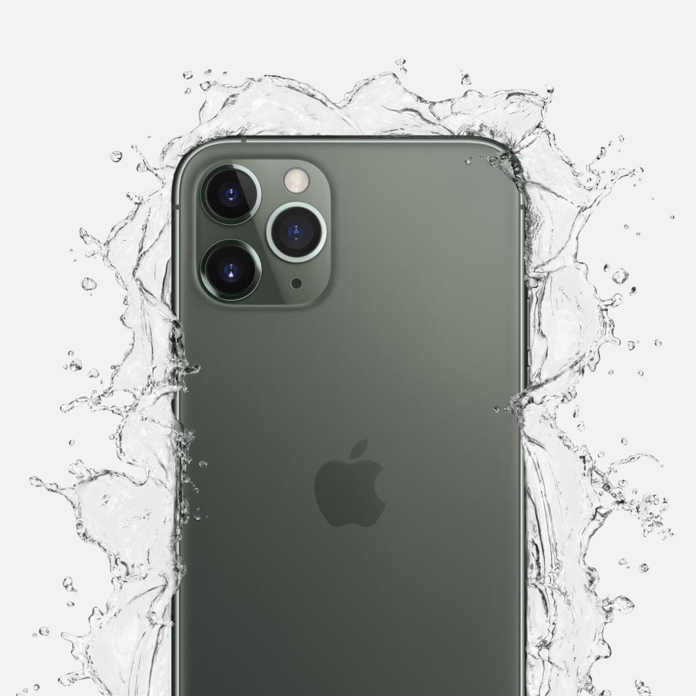 iPhone 11 Pro Max 64GB - Verde meia-noite - 3