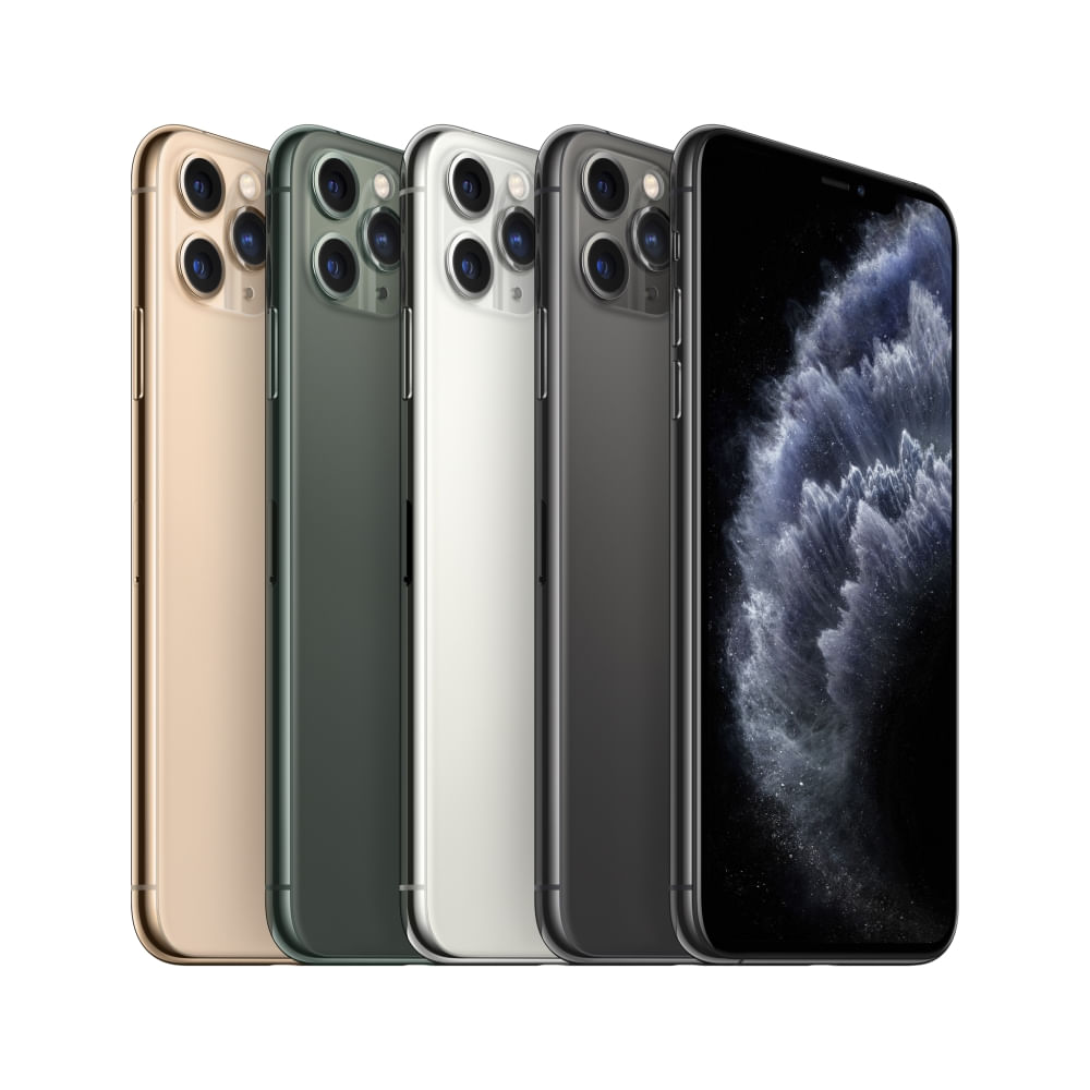iPhone 11 Pro Max 64GB - Verde meia-noite - 4