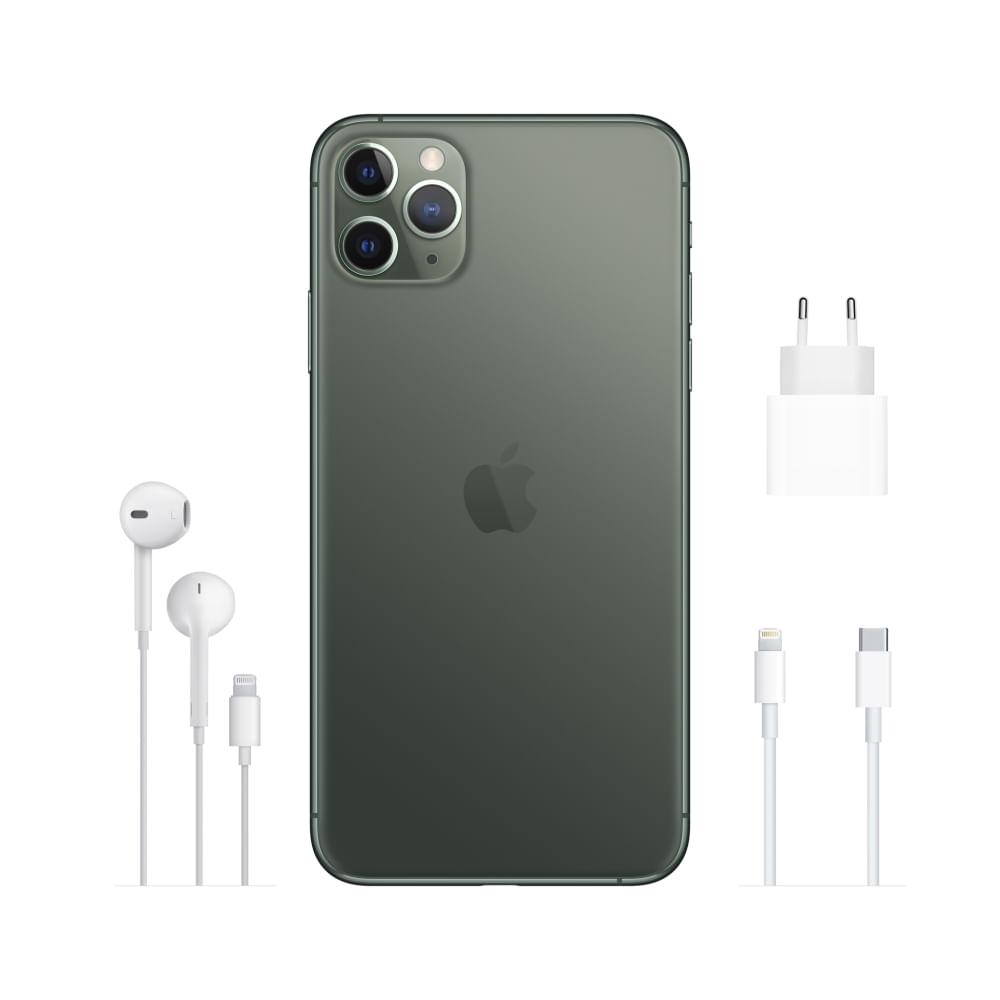 iPhone 11 Pro Max 64GB - Verde meia-noite - 5