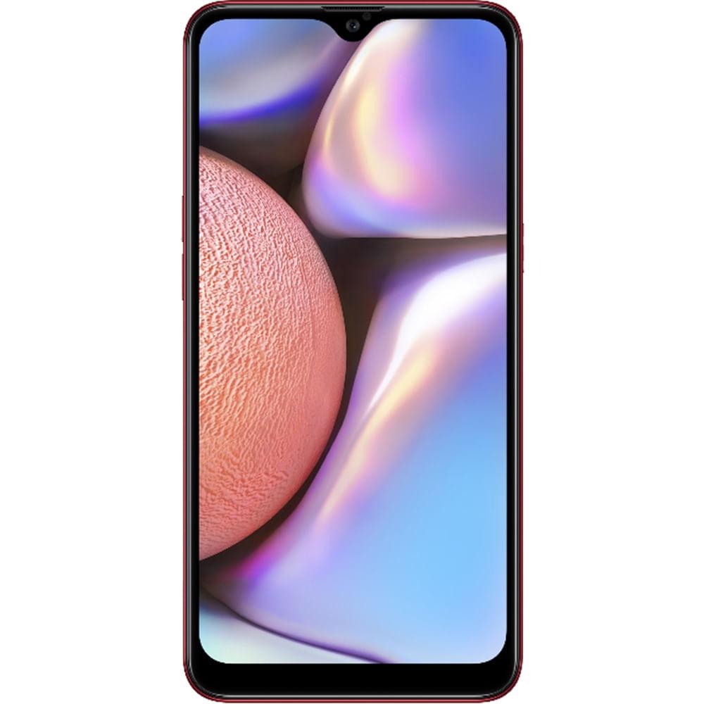 """Smartphone Samsung Galaxy A10s 32GB Dual Chip Android 9.0 Tela 6.2"""" Octa-Core 4G Câmera 13MP+2MP - Vermelho - 4"""