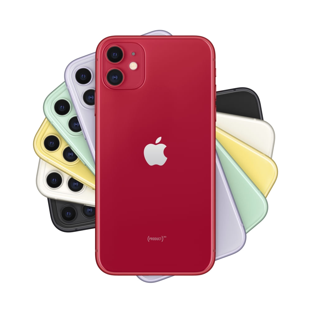 iPhone 11 64GB - (PRODUCT)RED - 1