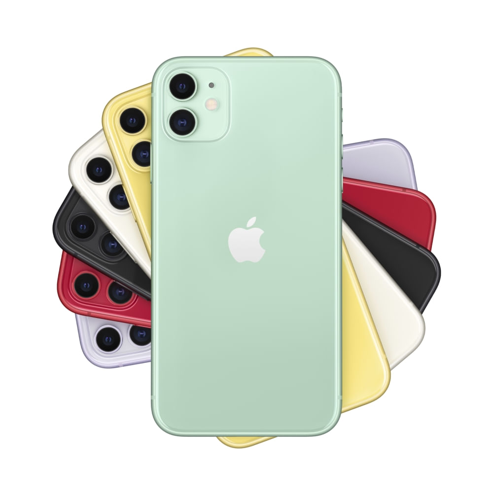 iPhone 11 64GB - Verde - 1