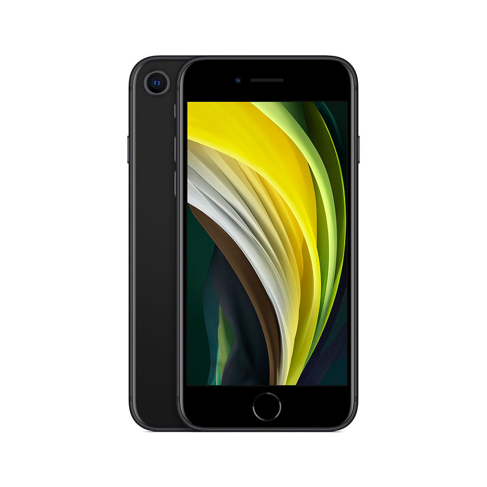 iPhone SE 64GB - Preto - 0