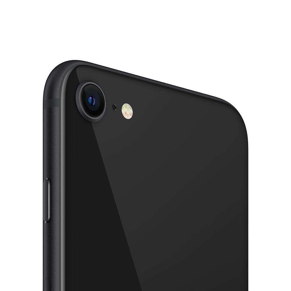 iPhone SE 256GB - Preto - 1