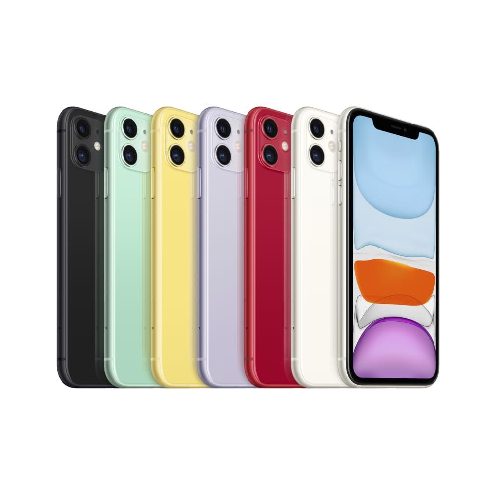 iPhone 11 128GB - Preto - 4