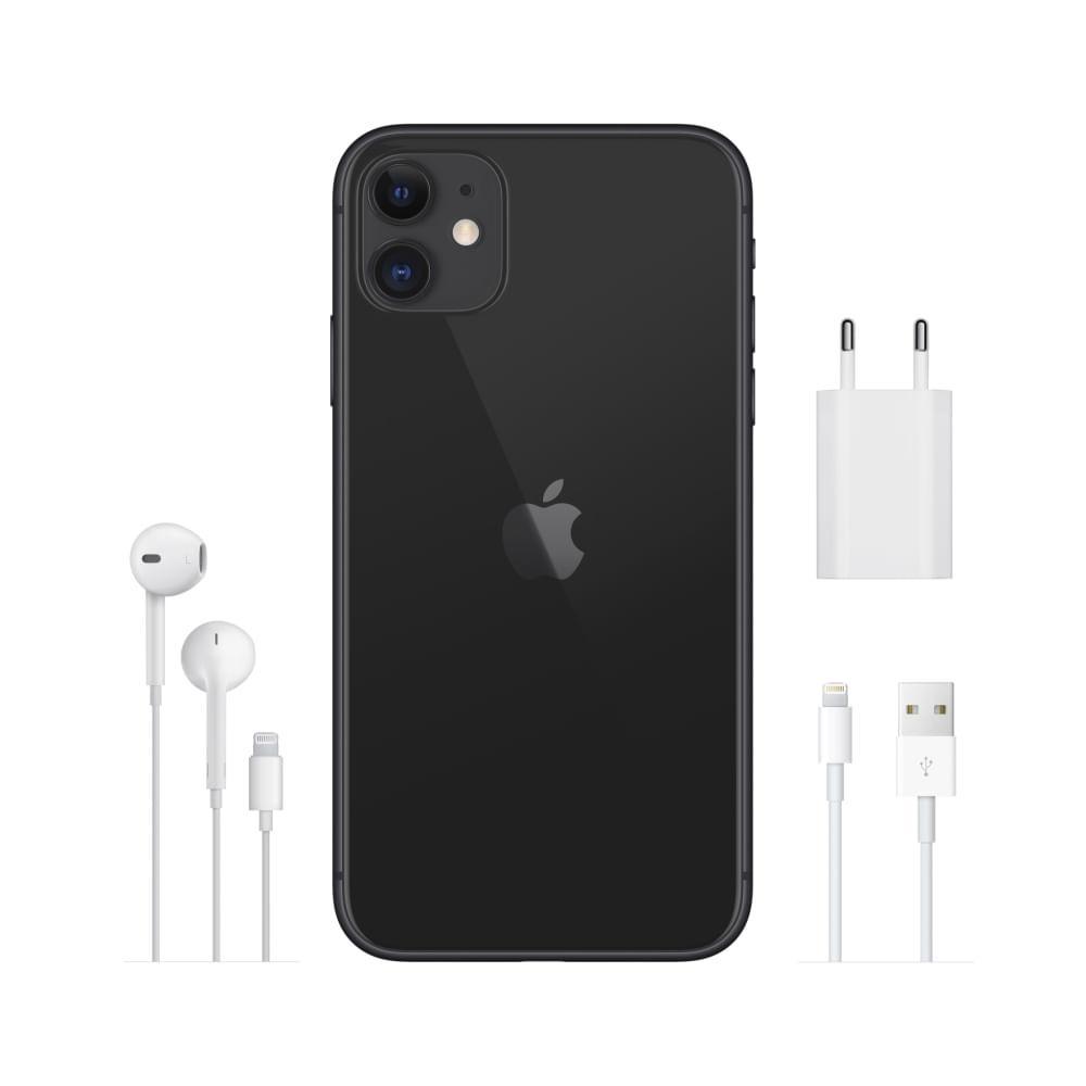 iPhone 11 128GB - Preto - 5