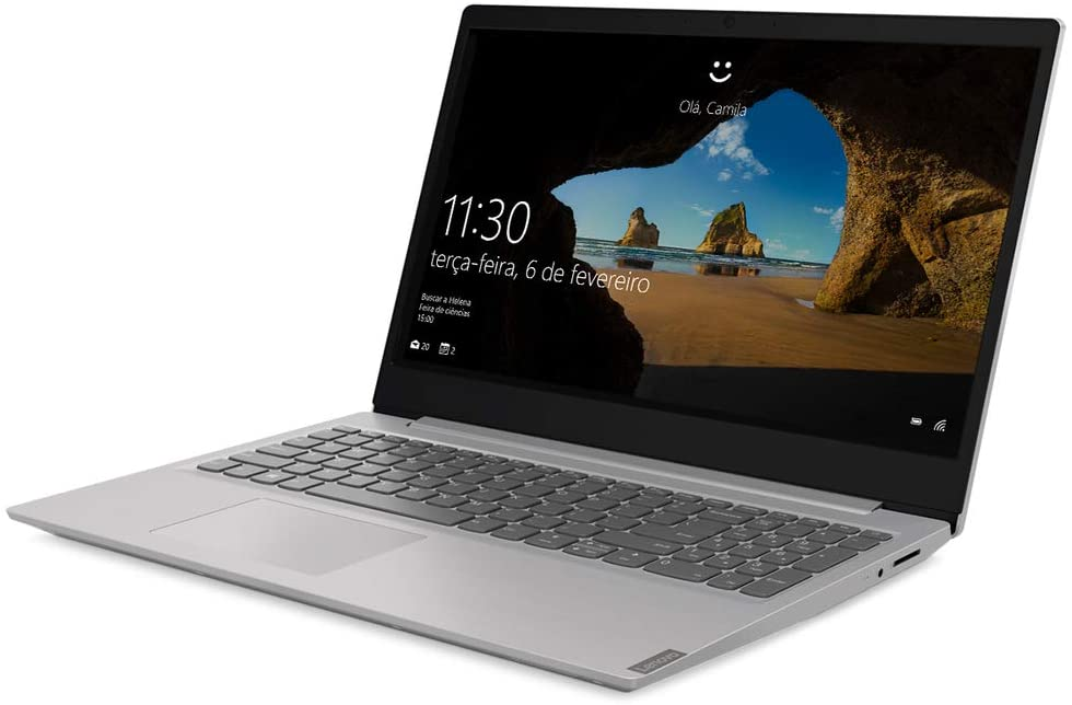 "Notebook Lenovo Ideapad S145 81V70005BR - AMD Ryzen 5 12GB 1TB 15,6"" Windows 10 - Bivolt"