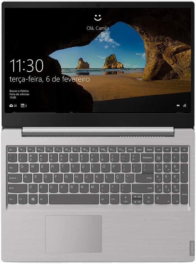 "Notebook Lenovo Ideapad S145 81V70005BR - AMD Ryzen 5 12GB 1TB 15,6"" Windows 10 - Bivolt - 3"