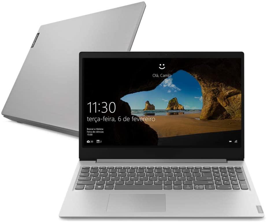 "Notebook Lenovo Ideapad S145 81V70005BR - AMD Ryzen 5 12GB 1TB 15,6"" Windows 10 - Bivolt - 4"