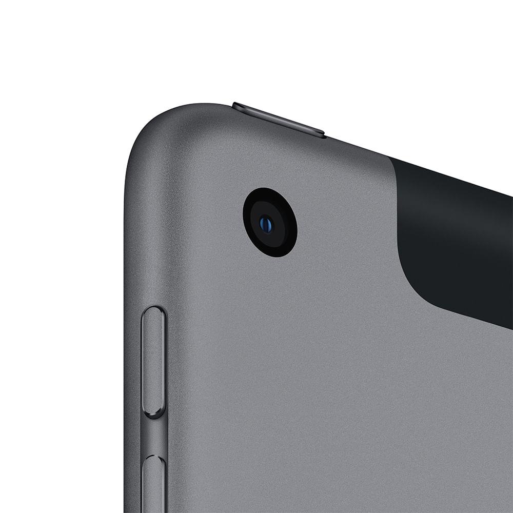iPad 10,2'' 8ª geração Wi-Fi 128GB - Cinza-espacial - 2