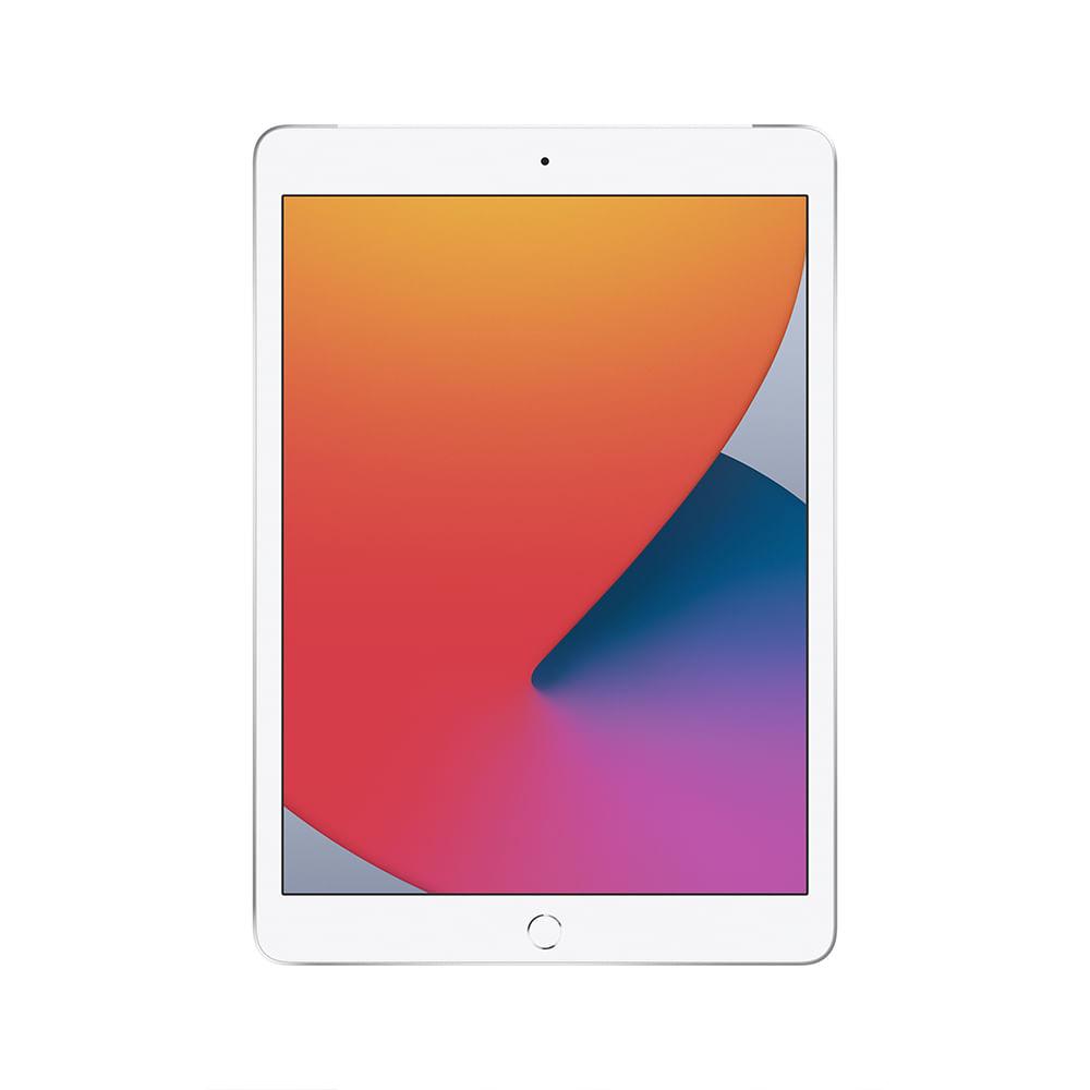 iPad 10,2'' 8ª geração Wi-Fi 32GB - Prateado - 0