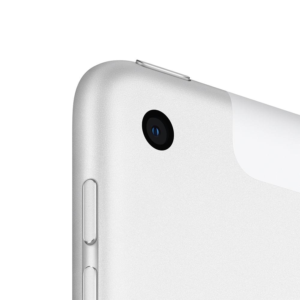 iPad 10,2'' 8ª geração Wi-Fi 32GB - Prateado - 2