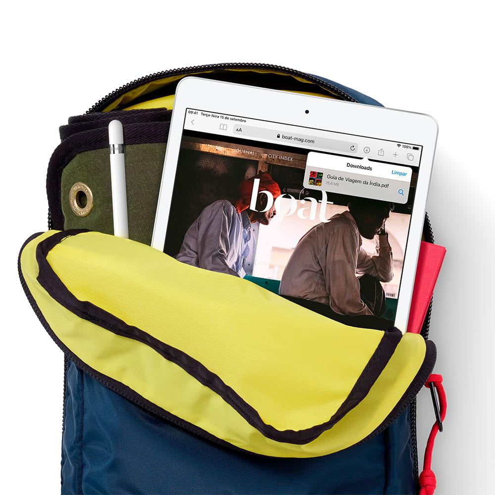 iPad 10,2'' 8ª geração Wi-Fi 32GB - Prateado - 4