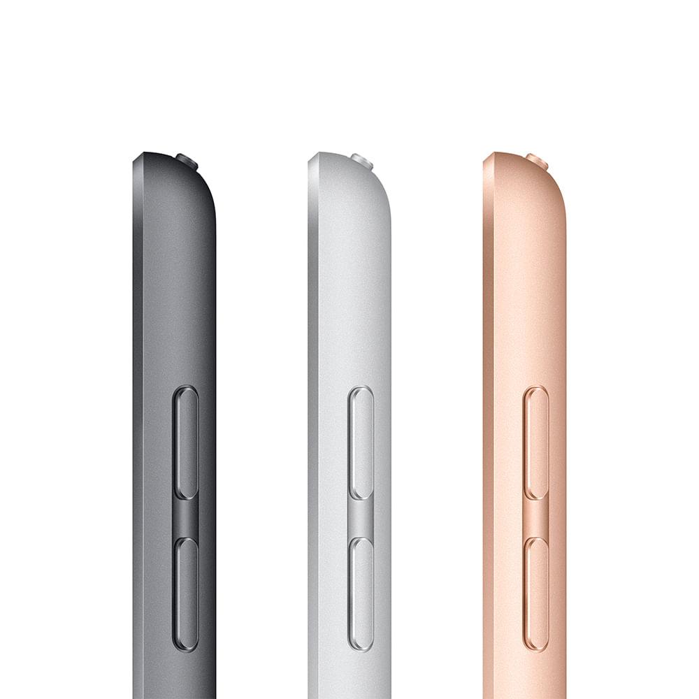 iPad 10,2'' 8ª geração Wi-Fi 32GB - Prateado - 7