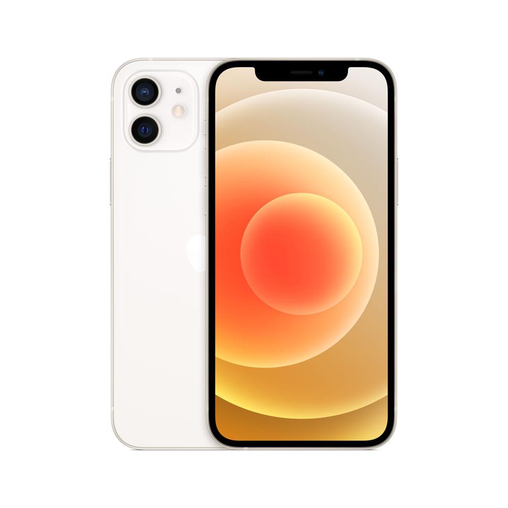 iPhone 12 128GB - Branco - 0