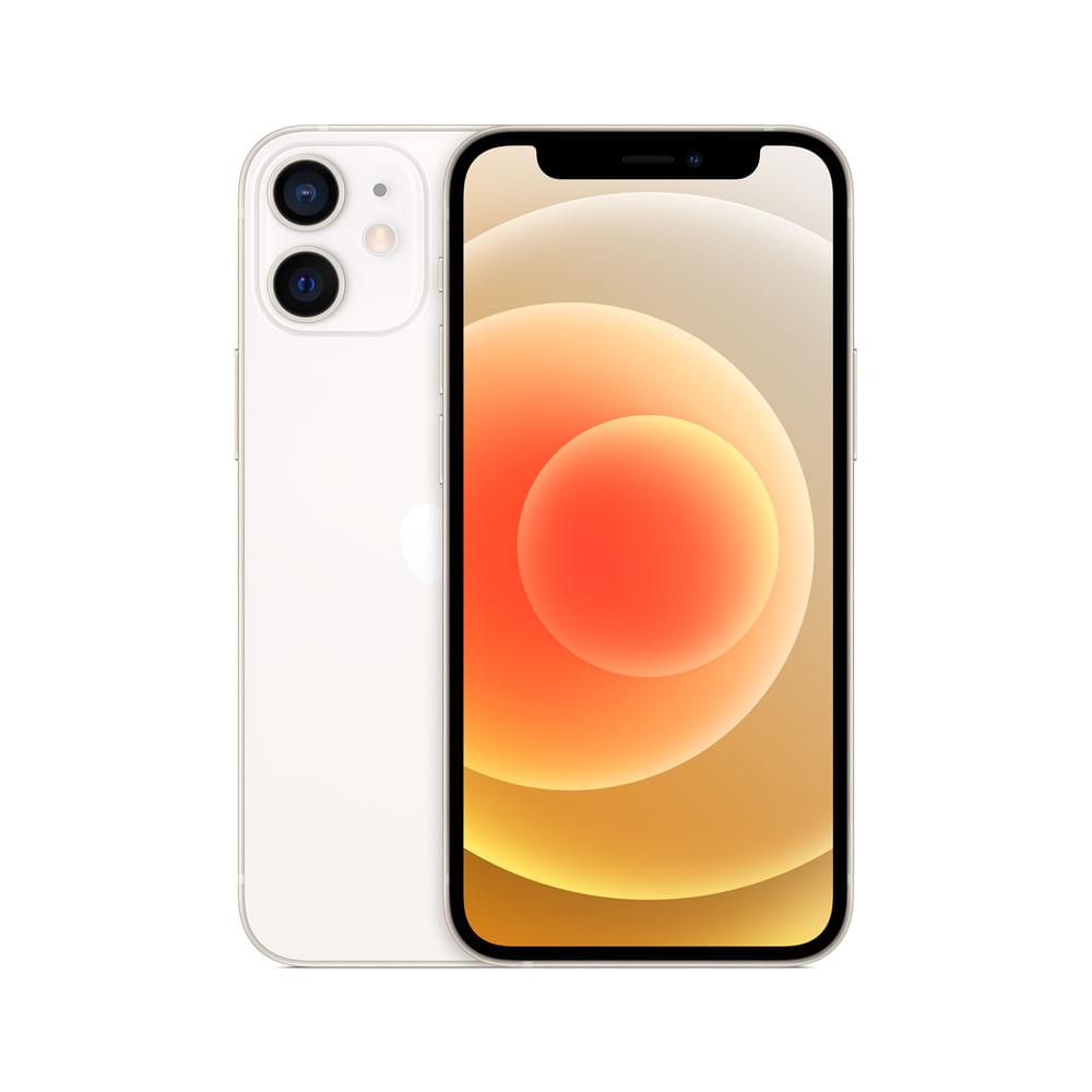 iPhone 12 mini 64GB - Branco - 0
