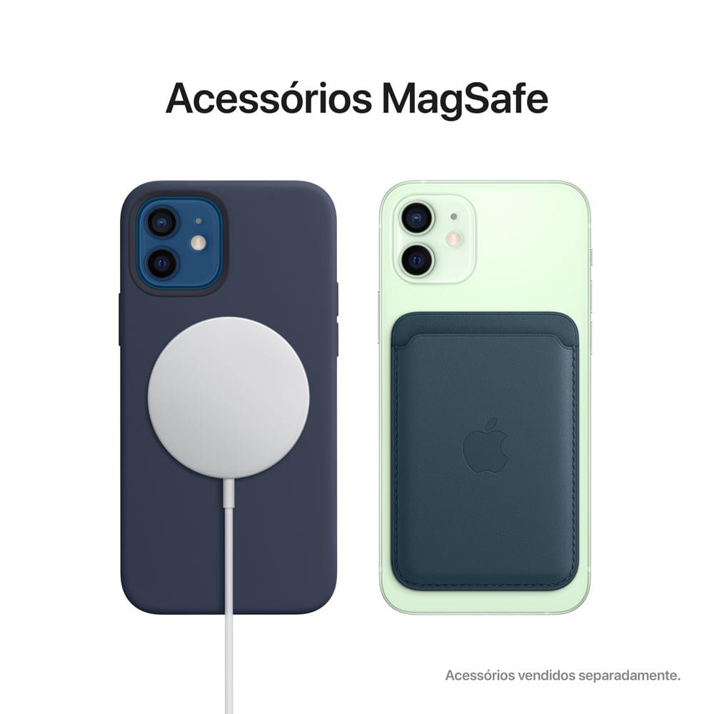 iPhone 12 mini 64GB - Branco - 5