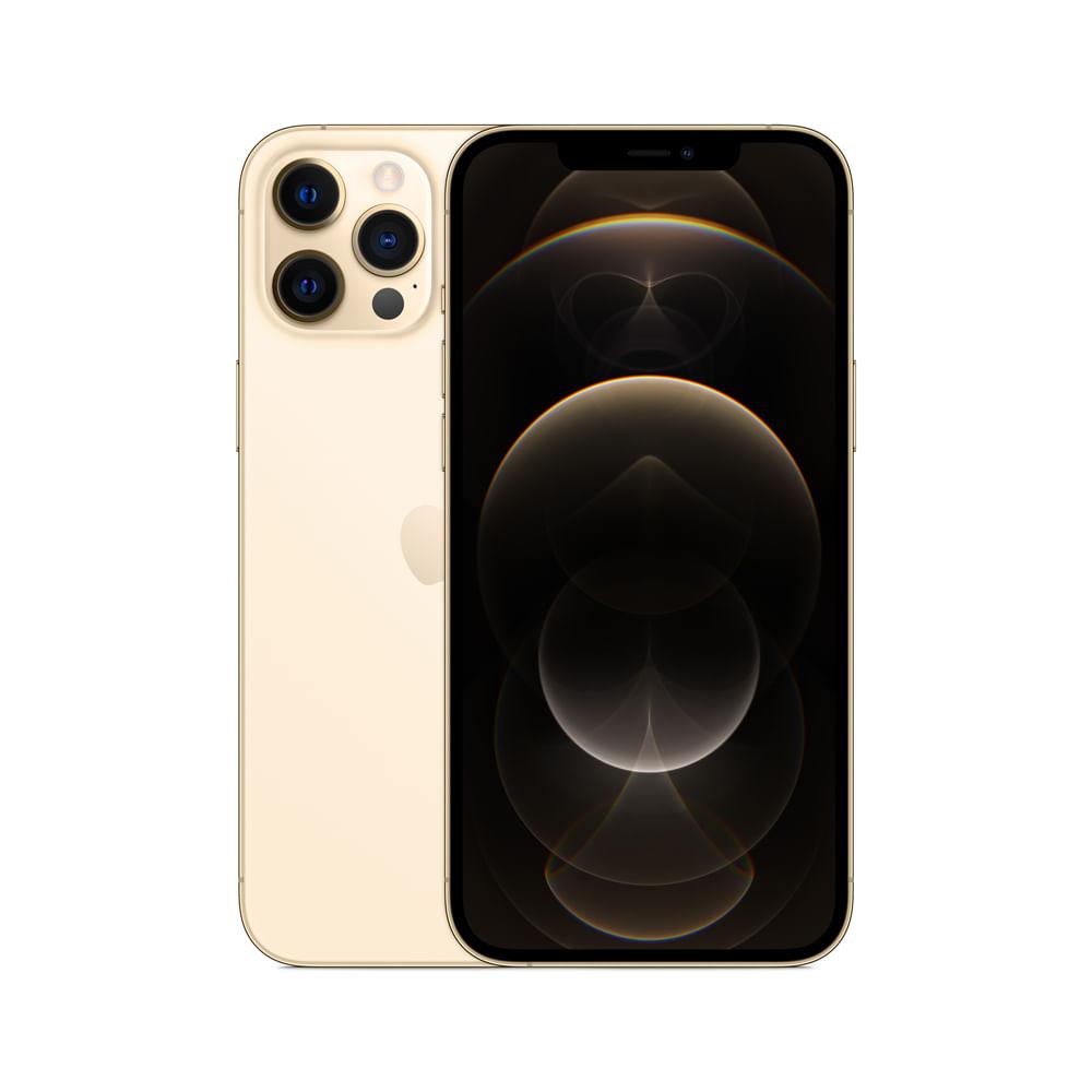 iPhone 12 Pro Max 128GB - Dourado - 0