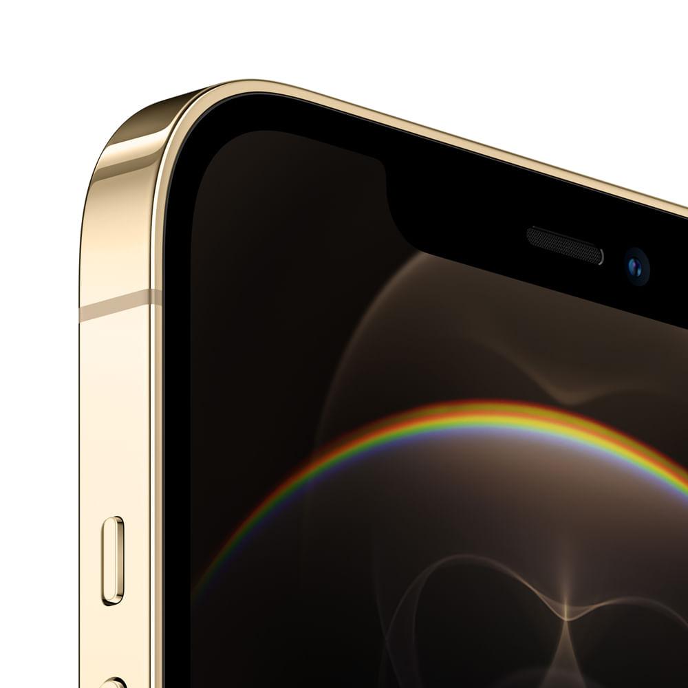 iPhone 12 Pro Max 128GB - Dourado - 1