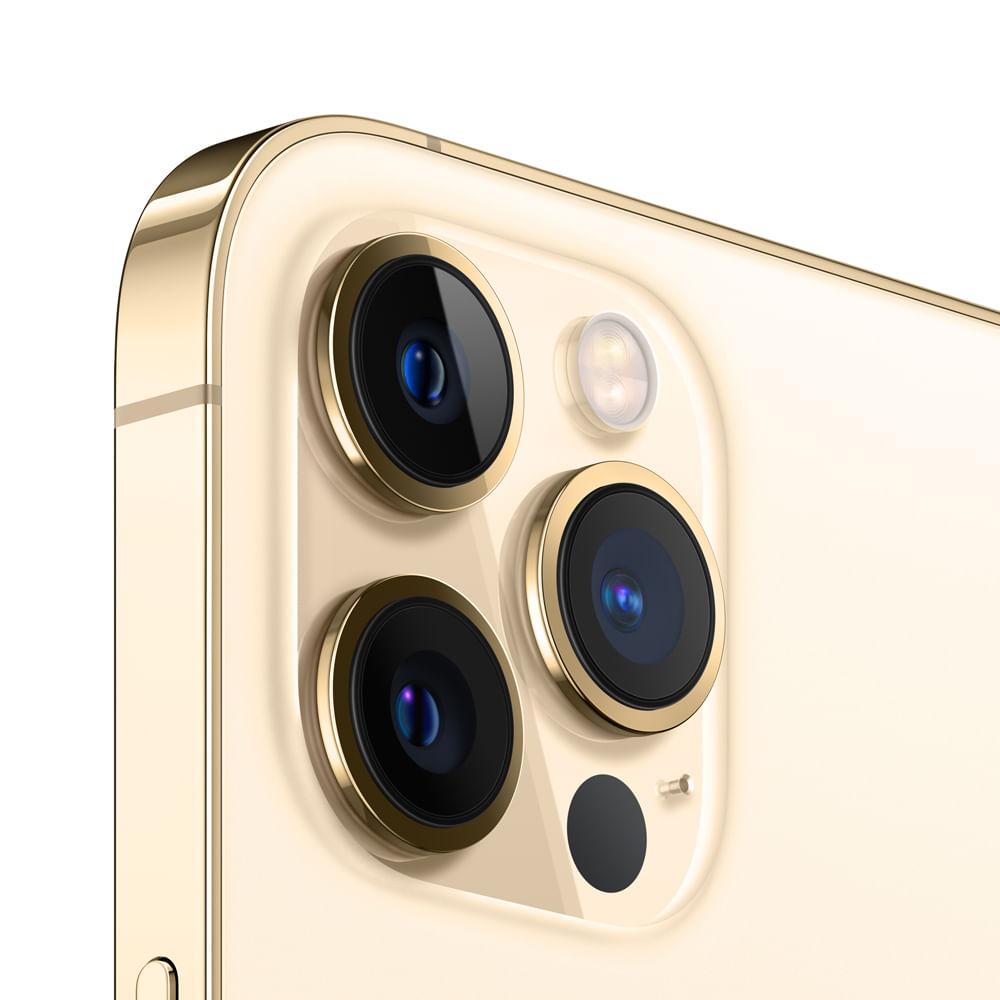 iPhone 12 Pro Max 128GB - Dourado - 2