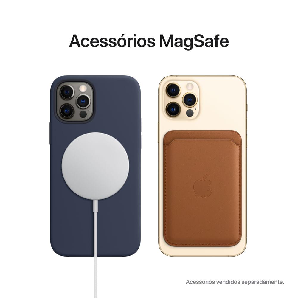 iPhone 12 Pro Max 128GB - Dourado - 6