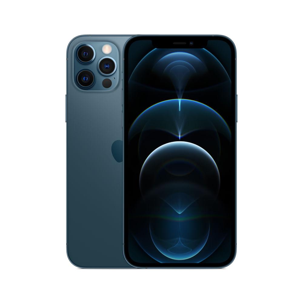 iPhone 12 Pro Max 128GB - Azul-Pacífico - 0