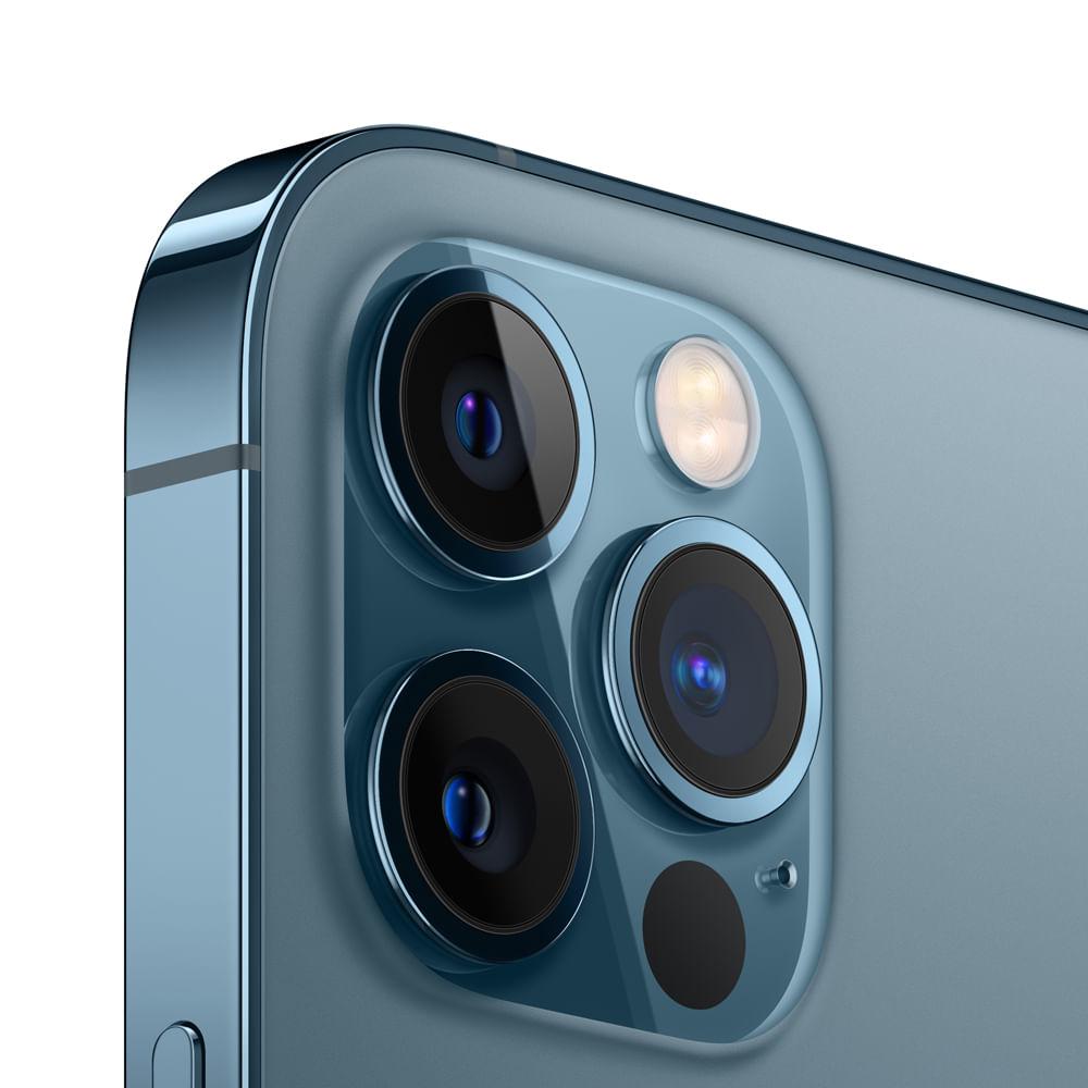 iPhone 12 Pro Max 128GB - Azul-Pacífico - 2