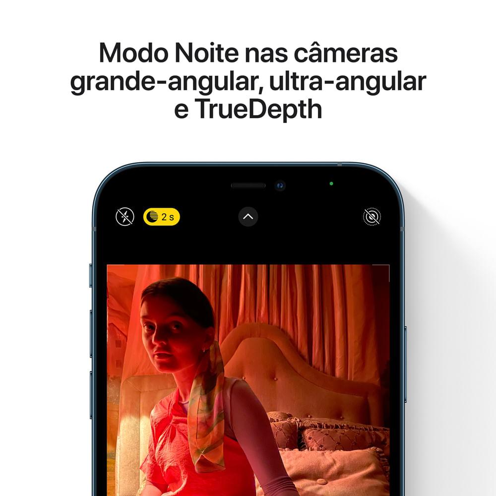 iPhone 12 Pro Max 128GB - Azul-Pacífico - 4
