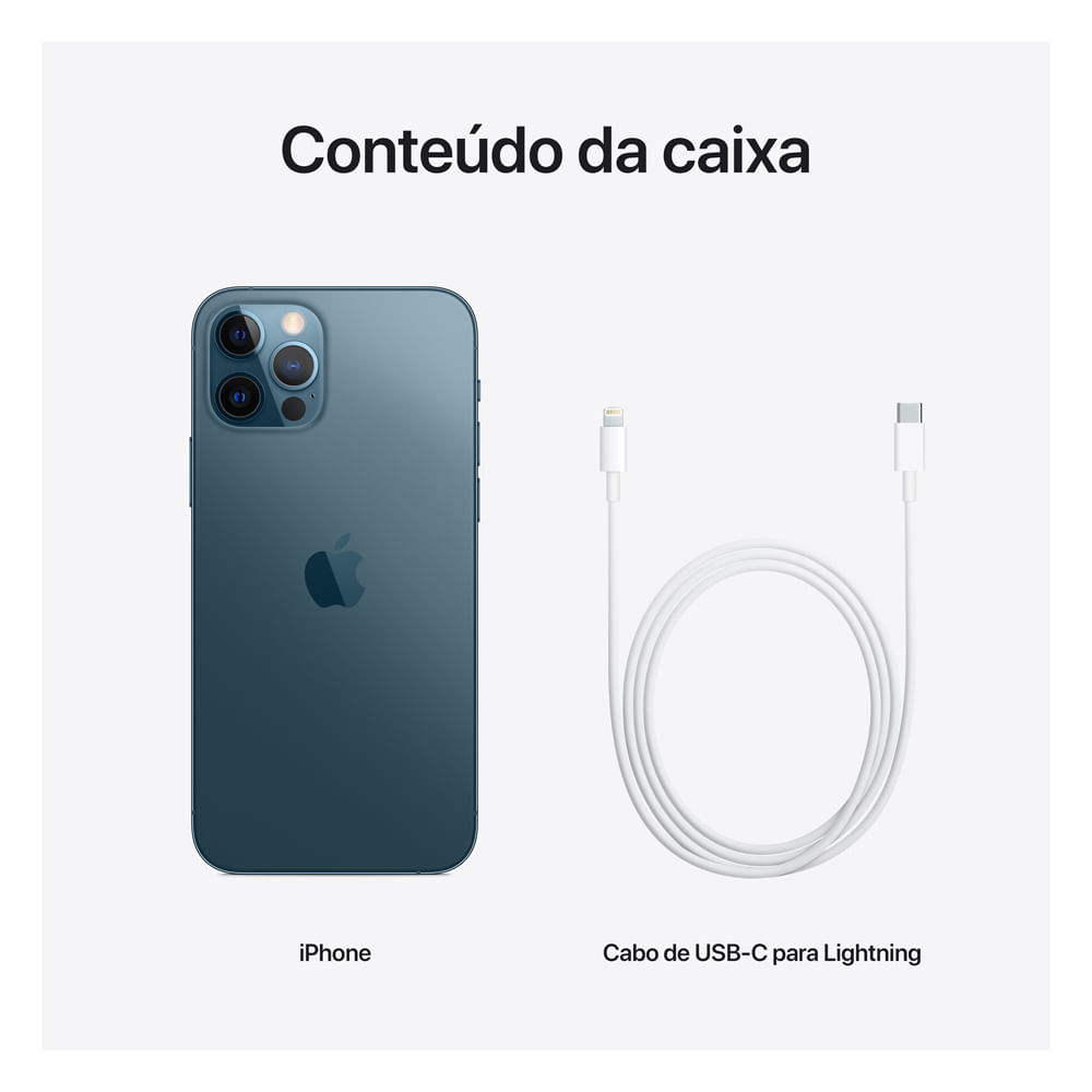 iPhone 12 Pro Max 128GB - Azul-Pacífico - 7