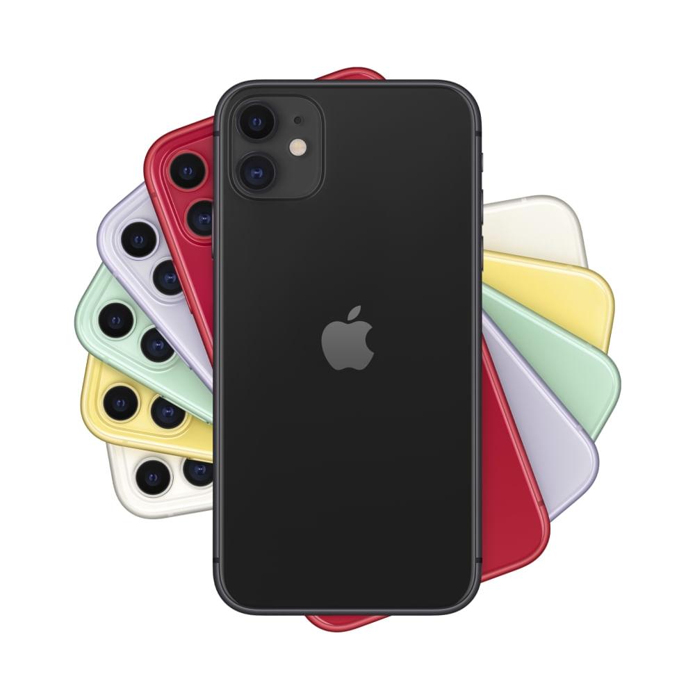iPhone 11 64GB Preto - 1