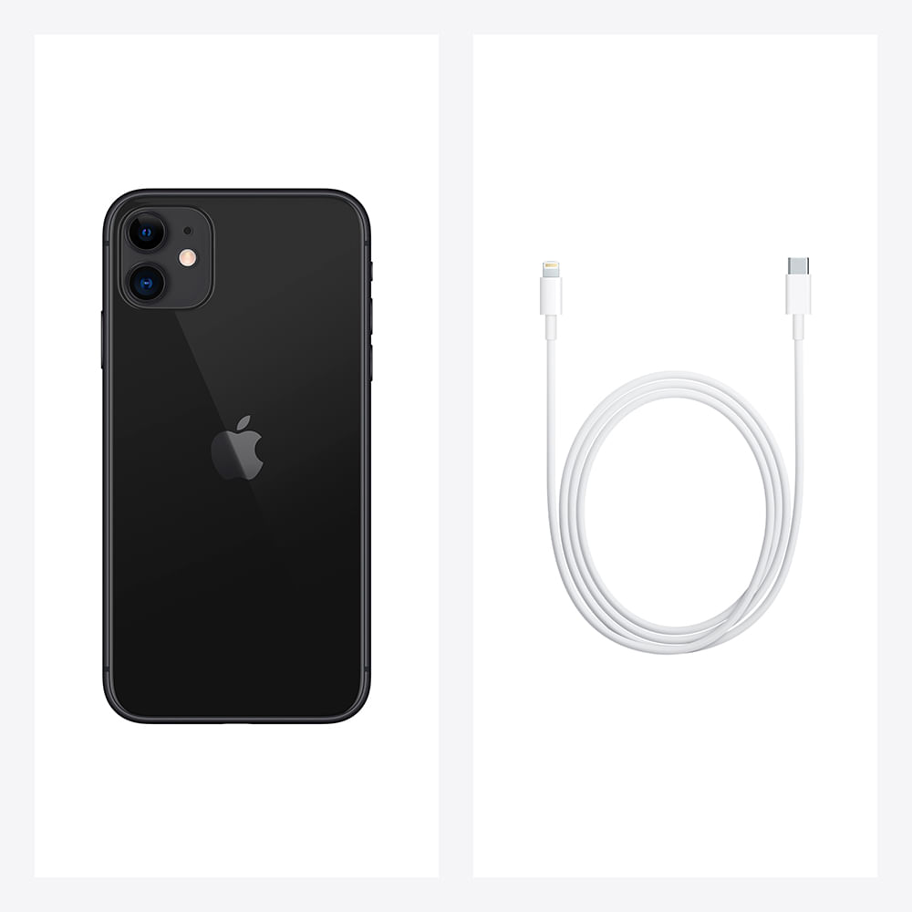 iPhone 11 64GB Preto - 5