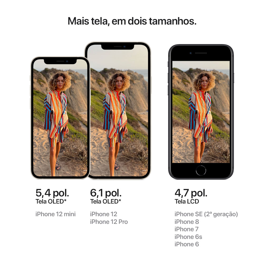 iPhone 12 128GB - Roxo - 5